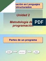 Programación en Lenguajes Estructurados