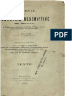 F.chomé - Elements de Géométrie Descriptive