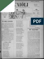 L'Aiòli. - Annado 07, n°223 (Mars 1897)