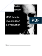 MS3 Booklet