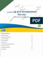 12Training and Development Study