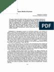 Aetiologies Forster