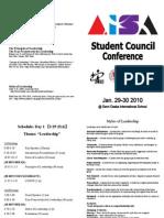 AISA SC Booklet Draft i 2010