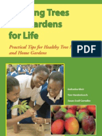 Growing trees and gardens for life