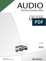 LandCruiser Orig Audio Install