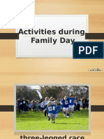 Uni 1_Family Day_activities During