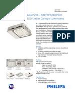 Mini500 BxP500 Datasheet