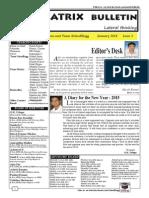 Matrix Bulletin Issue 2