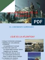 Los Misterios de La Atlántida (1)