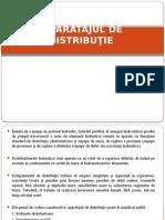 Lecția 2 - Aparataj de Distribuție - Distribuitoare Cu Sertar Cilindric