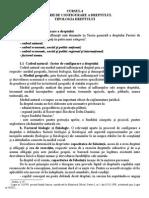 Curs 4 - Factorii de Configurare a Dreptului