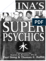 Chinas Super Psychics Paul Dong OCR SD