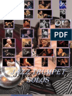 Jazz Trumpet Solos (Cuprins)
