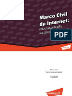 Análise do Marco Civil da Internet
