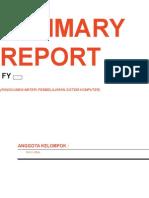 summary report tekhnologi komputer