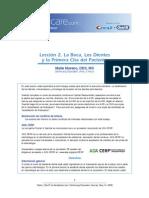UD 3. 2. Anatomía Dentaria II. Caras Dentales