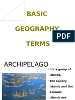 Basic Geography Presentation
