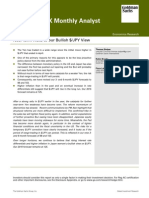 The Global FX Monthly Analyst - October 2013