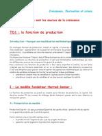 TD 1 Fonction de production.odt