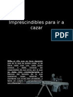 mundocinegetica, imprescindibles caza.ppsx
