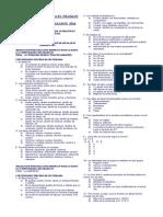 Cuestionarios y Trabajos Para Aplazados 2014