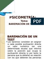 Baremacion de Un Test (1)