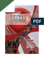 Handbook COE Student 2014-2015