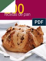 200 Recetas Pan