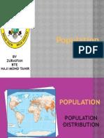 2. Population Distribution