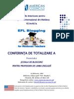 Initație Conferință Ro
