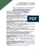 Fusión de saberes y representaciones conceptuales en las ciencias biológicas