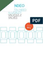 0 Mondeo Catalog 2014