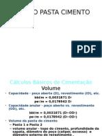 Calculo Pasta Cimento - Problemas Resolvidos e Problemas a r (2)