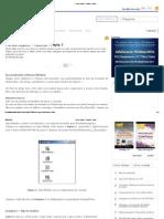 Fortes Report - Tutorial - Parte 1.pdf