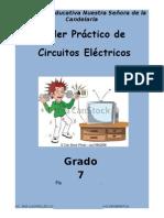 Taller Practico de Circutos Electricos Grado 7