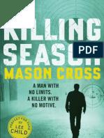 The Killing Season by Mason Cross - Extract