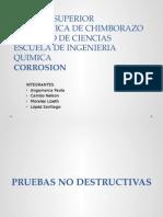 Expo Pruebas No Destructivas