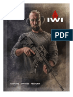 Israel Weapon Industries (IWI) US 2015 Catalog