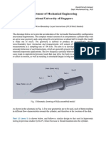 Fe Simulation Report