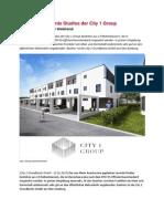 Bauprojekt Laverde Studios der City 1 Group