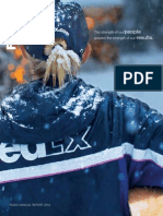 FedEx 2014 Annual Report