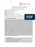 Canizares - Temas de Historia Colonial - 2014-1