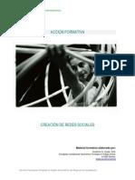 Manual Creacion de Redes Sociales