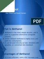 methanol poe slideshow