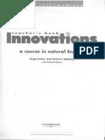 Innovations Pre-Intermediate TB