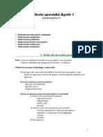 Lucrare practica 11 - Medicatia aparatului digestiv 1 (1).doc