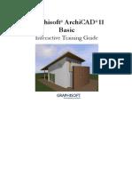 ArchiCAD 11 Basic e-Guide.pdf