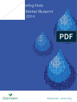 Open Water Market Blueprint