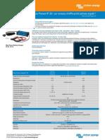 Datasheet Blue Power Battery Charger IP20