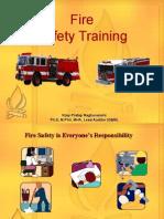 Hospital Fire & Safety